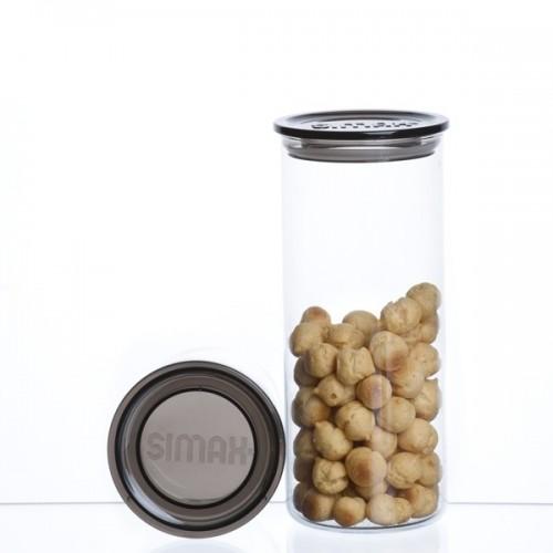 Емкость для сыпучих продуктов 1400 мл Simax 5142/L