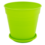 Квітковий горщик Алеана Глорія 11 Світло зелений