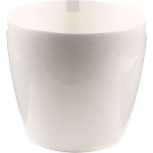 Квітковий горщик Lamela Магнолія 180 Білий перламутр