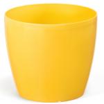 Квітковий горщик Lamela Магнолія 210 Жовтий
