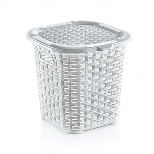 Корзина для хранения Dunya Rattan 05107-100 Белый