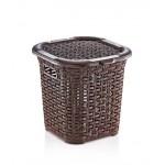 Корзина для хранения Dunya Rattan 05107-420 Коричневый