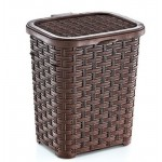 Корзина для хранения Dunya Rattan 05305-420 Коричневый