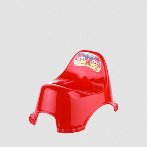 Детский горшок Elif 311-1 Красный