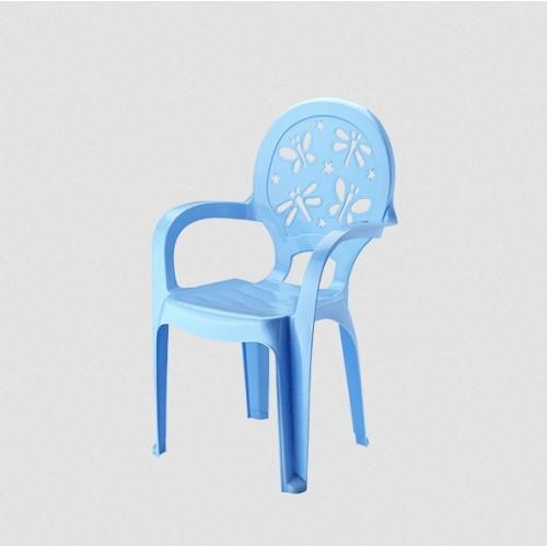 Детское кресло Elif Стрекоза 312-4 Голубой