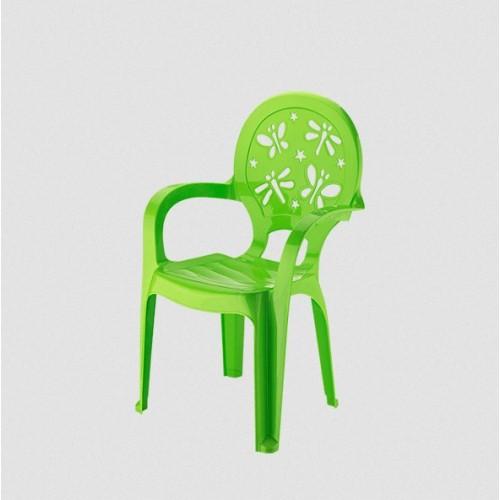 Детское кресло Elif Стрекоза 312-7 Салатовый