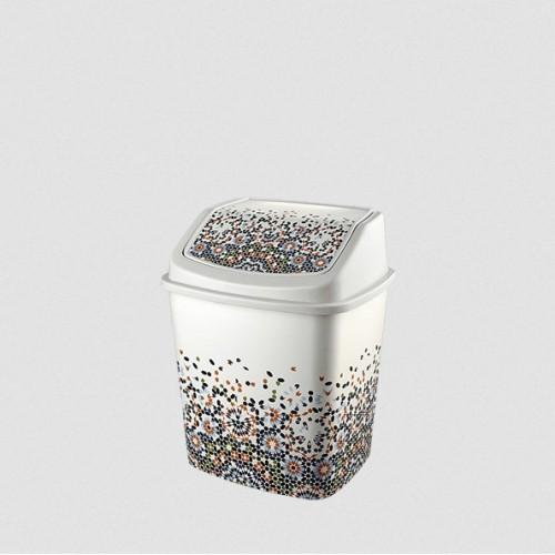 Ведро для мусора Elif Мозаика 341-20