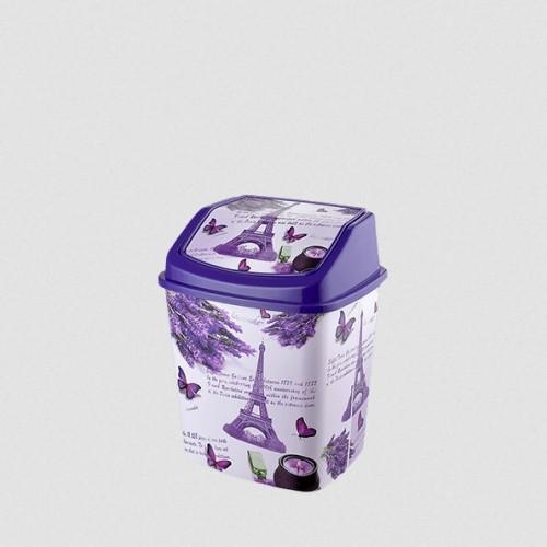 Ведро для мусора Elif Эйфелева башня 341-8
