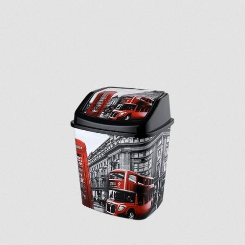 Відро для сміття Elif Лондон 341-9