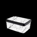 Ящик для зберігання Elif Білий мармур 505-24