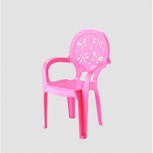 Детское кресло Elif Стрекоза 312-3 Розовый
