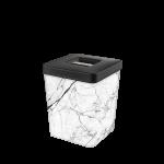 Контейнер для зберігання Elif Білий мармур 500-24