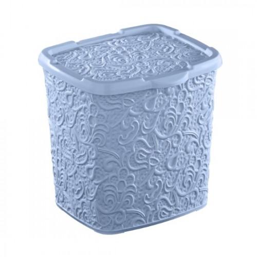 Контейнер для порошку Elif Ажур 383-7 Блакитний