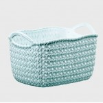 Корзина для хранения Tuffex Knit 17 л TP-4204-3 Мятный