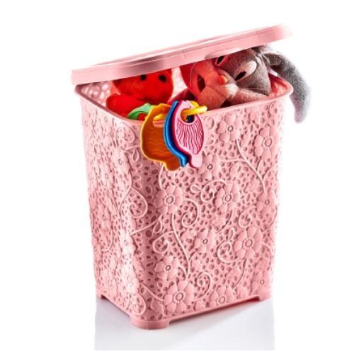 Корзина для мелочей Dunya Motif 05315-602 Розовый