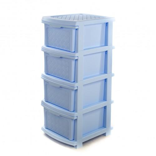 Комод R-plastic Компакт Плюс Блакитний