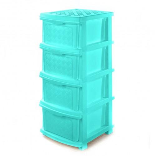 Комод R-plastic Компакт Плюс Мятный