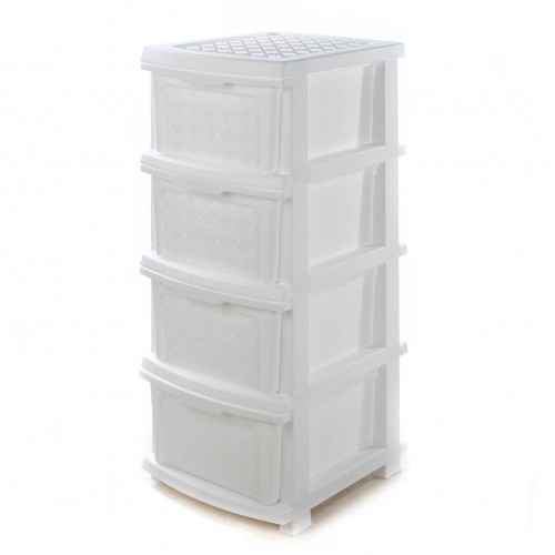 Комод R-plastic Компакт Плюс Білий