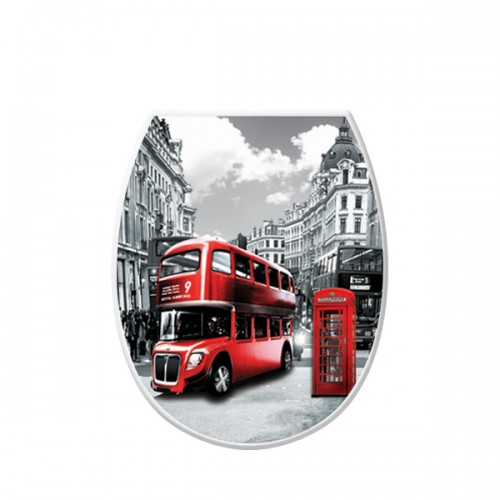 Крышка для унитаза Elif Лондон 372-9
