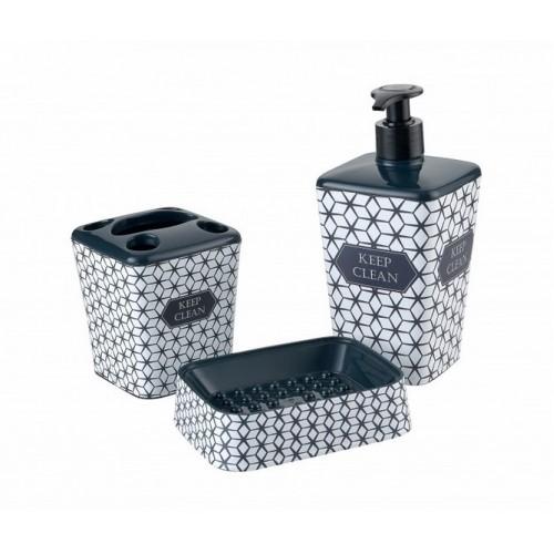 Набор аксессуаров для ванной Elif Keep 392