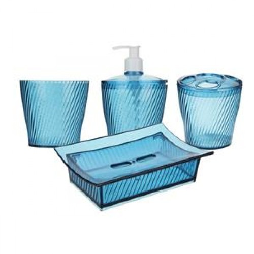Набор аксессуаров для ванной Irak Plastik BA-280