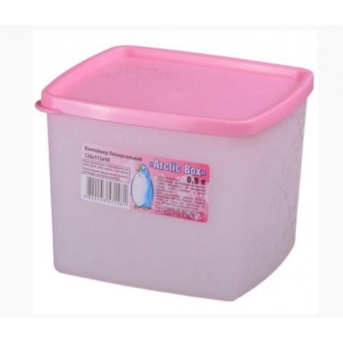 Контейнер для заморозки Ал-пластик Artic Box 0,9 л
