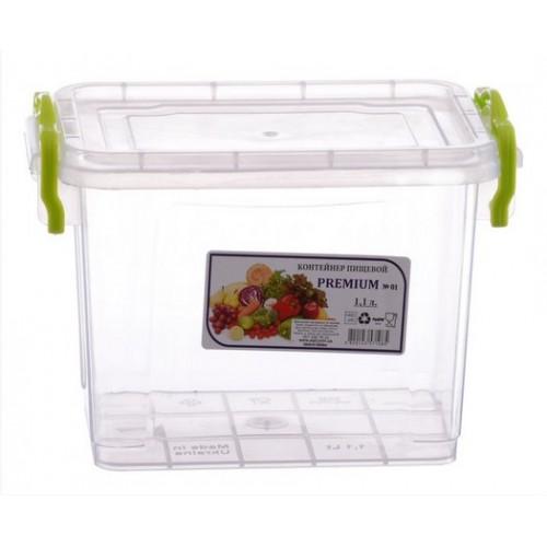 Контейнер Ал-пластик Premium 2 л