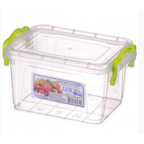 Контейнер Ал-пластик Lux 2,8 л