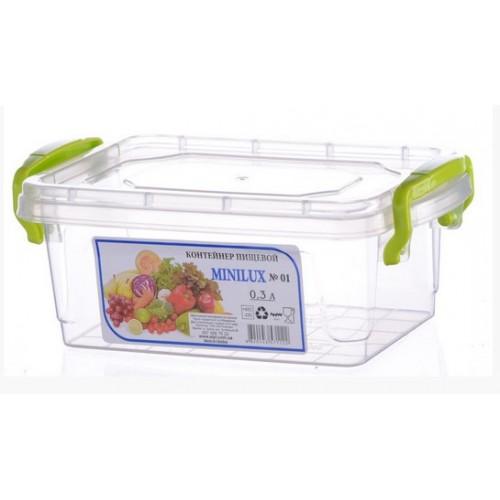 Контейнер Ал-пластик Minilux 0,3 л