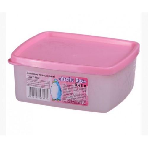 Контейнер для заморозки Ал-пластик Artic Box 0,45 л
