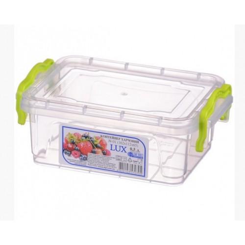 Контейнер Ал-пластик Lux 1,2 л