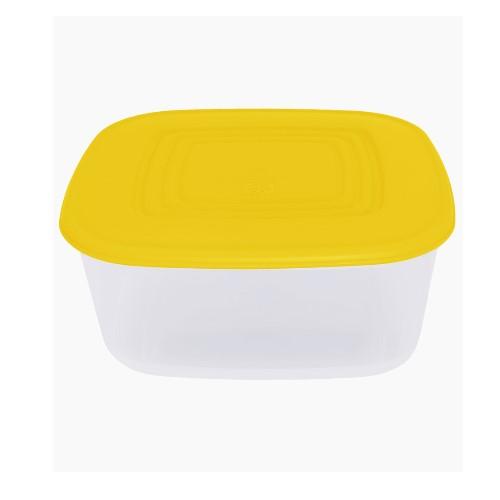 Контейнер харчової квадратний Алеана 0,93 л