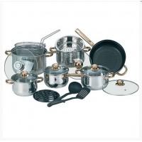 Кухонний посуд і аксесуари: набори посуду, каструлі, ковші, сковороди, ємності для зберігання, ножі, термоси