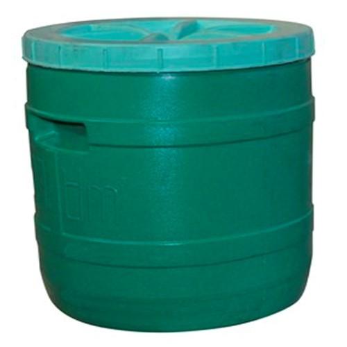 Бочка пластиковая цветная 20 л