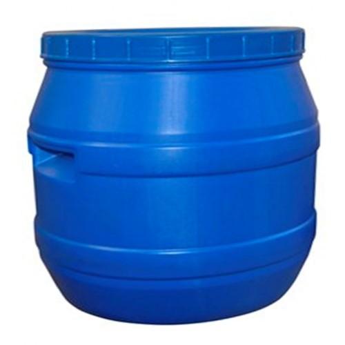 Бочка пластиковая цветная 40 л