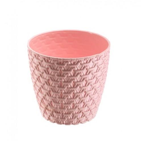 Квітковий горщик Elif Knit 447 Рожевий
