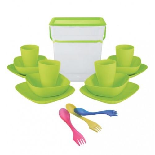 Набор посуды для пикника Алеана