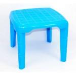 Стіл дитячий квадратний Консенсус Блакитний