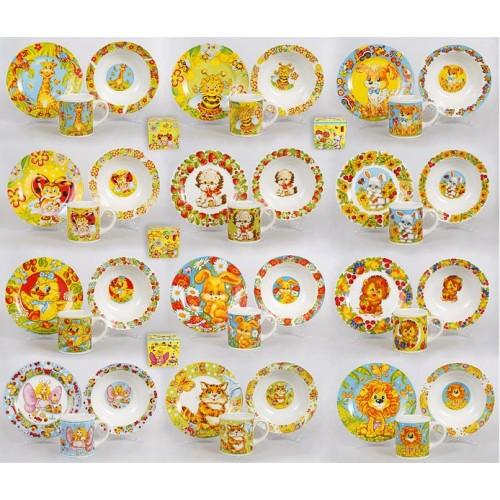 Дитячий набір посуду Bona Di CS170