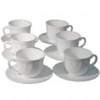 Чайные сервизы, кружки