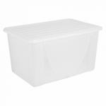 Емкость для хранения вещей 40 л Алеана 122044 Прозрачный