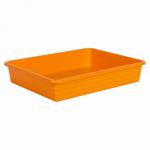 Лоток универсальный Алеана 122081 Оранжевый