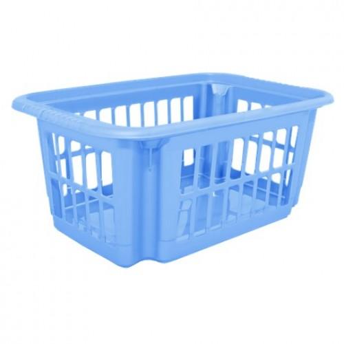 Кошик для зберігання 30 л Алеана 122076 Блакитний крижаний