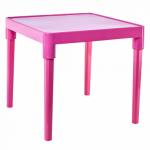 Стол детский Алеана Розовый