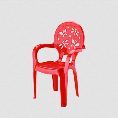 Детское кресло Elif Стрекоза 312-1 Красный