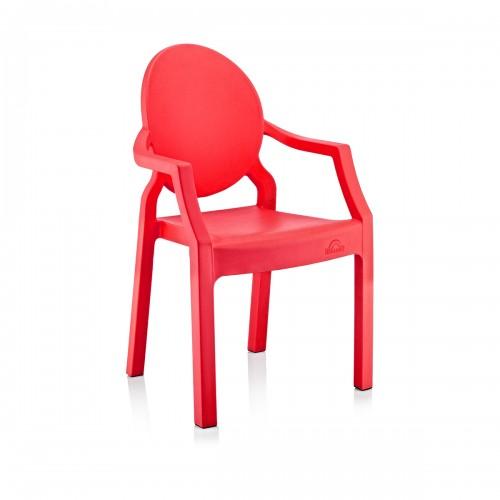 Дитяче крісло Irak Plast Afacan CM-410 Червоний