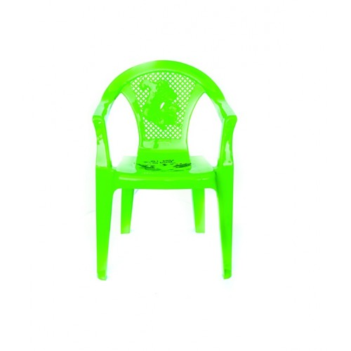 Детское кресло Полимерагро Салатовый