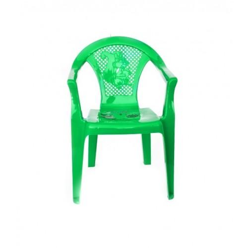 Дитяче крісло Полимерагро Зелений