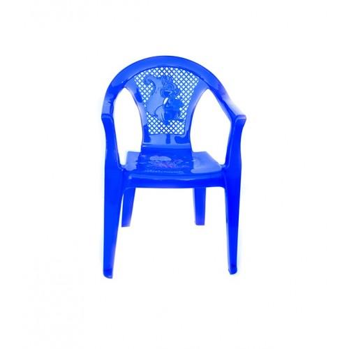 Дитяче крісло Полимерагро Синій