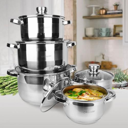 Набор посуды Maestro MR 2020-10